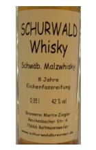 Schurwaldwhisky – Schwäbischer Malzwhisky