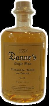 Danne's Schwäbischer Singel Malt vom Bellerhof