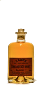 Zaiser Schwäbischer Whisky, Fass No 7, Single Cask