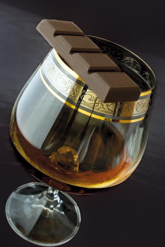 Schokolade Am Abend