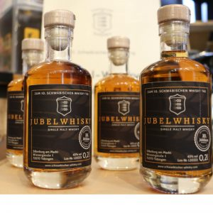 Jubelwhisky – Single Malt PX Sherry Cask, 0,2 ltr.