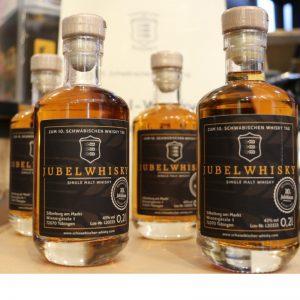 Jubelwhisky – Single Malt PX Sherry Cask, 0,2 ltr.